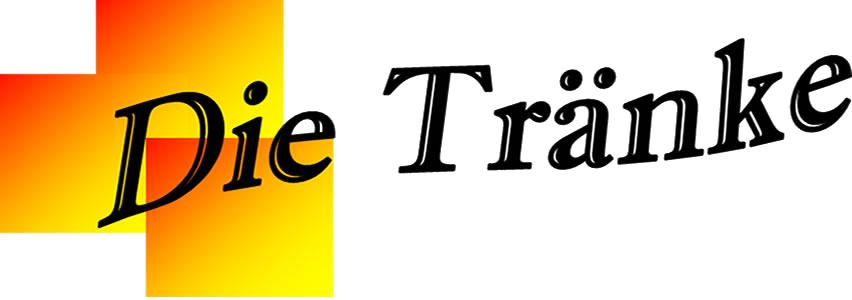Logo die Tränke